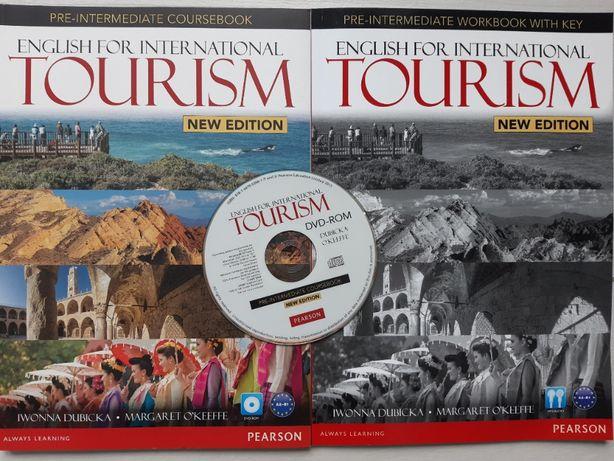 English for International Tourism Preintermediate NOWY WORKBOOK