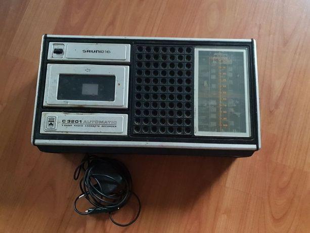 Radiomagnetofon GRUNDIG na części radio magnetofon