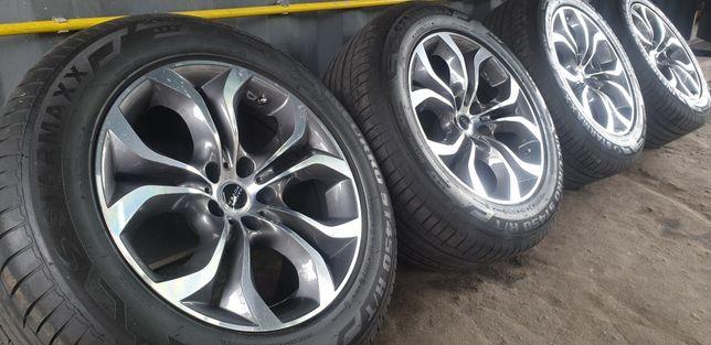 2 шт Диски  задние R19 BMW X5 X6 WSP AURA5X120
