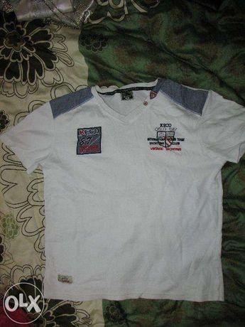Nowa biała koszulka, XL