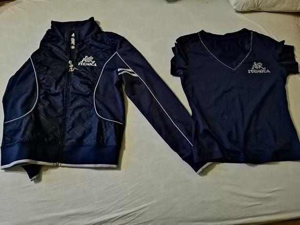 Bluza sportowa z koszulką