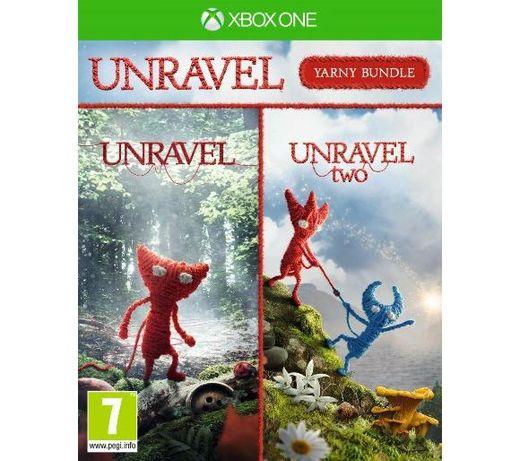 Unravel 1 i 2 Yarny - Xbox One - Xbox Series X/S - kod klucz