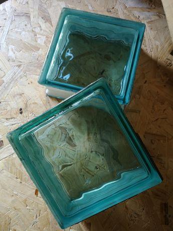 Luksfer, pustak szklany, ponad 120 szt, stan dobry/b.dobry - 2 wymiary