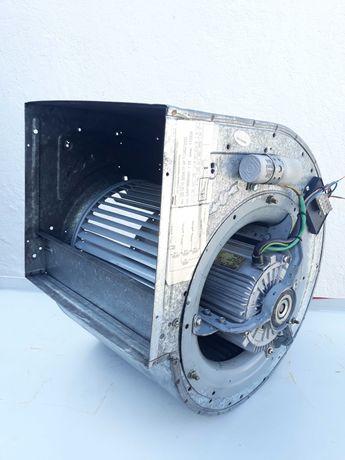 Ventilador extrator de ar e fumos tintas 10/10 3500  m3h -  3 vel