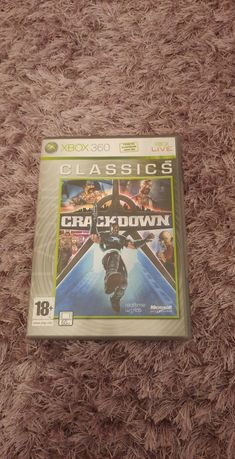 Gra crackdown xbox 360
