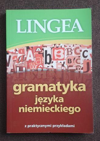 Lingea - Gramatyka języka niemieckiego z praktycznymi przykład. Tanio!