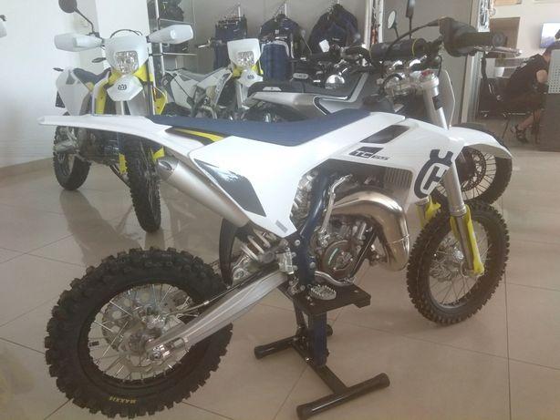 Дитячий кросовий мотоцикл Husqvarna TC 65, новий на гарантії