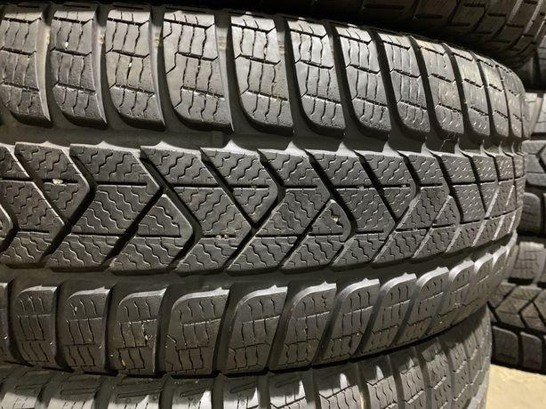 шины б/у зима 225/50 R17 Pirelli SottoZero 3
