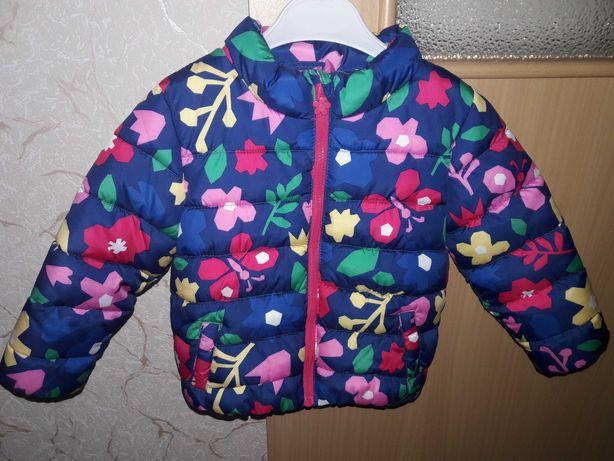 Курточка демосезонка для дівчинки