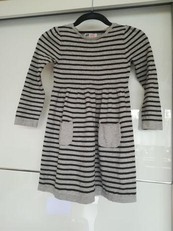 Sukienka H&M 116cm