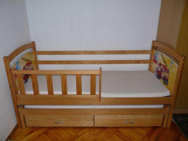 Łóżko dziecięce, straż poż dla dzieci, poziomowe, piętrowe, wysuwane.