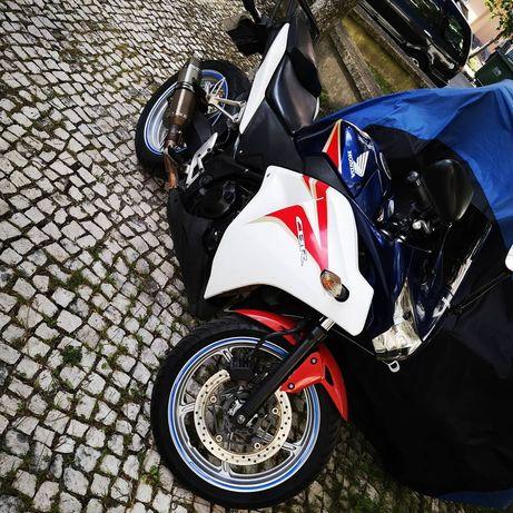 Honda cbr250 r a venda