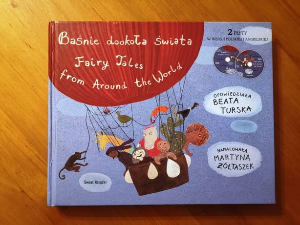 """Baśnie dookoła świata"" – Beata Turska"