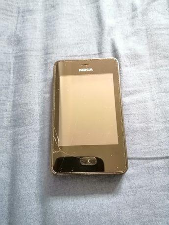 Nokia 501 Dual sim dotykowa
