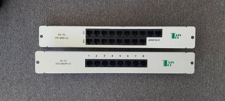 ITED ATI 8 portas ethernet RG-PC da Taistel