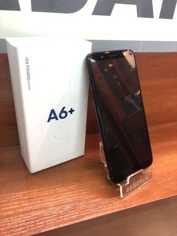 Samsung a6+ czarny stan idealny caly komplet polecam gwarancja