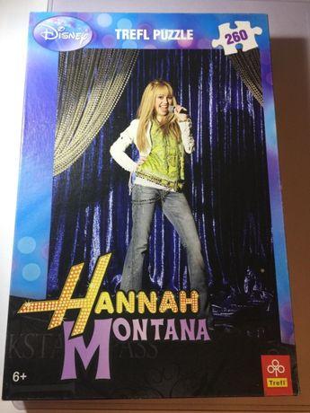 Puzzle High School Musical i Hannah Montana