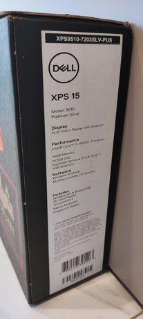 Dell XPS15 9510 I7-11800H/16Gb/512Gb/NVidia RTX 3050Ti 4Gb/FHD+