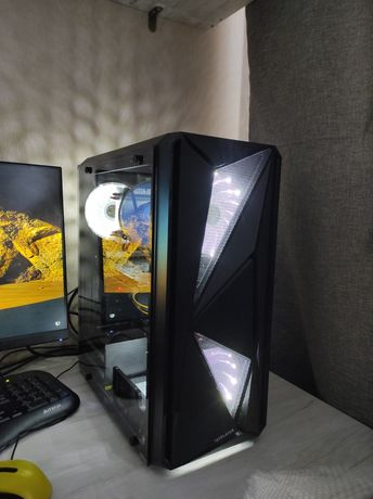 Компьютер Ryzen 5 2600 Rx 570 4 gb
