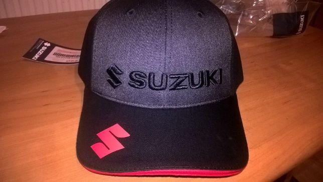 Czapka z daszkiem Suzuki oryginał kat. 990F0-BKFC4-000