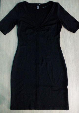 Czarna sukienka H&M 38