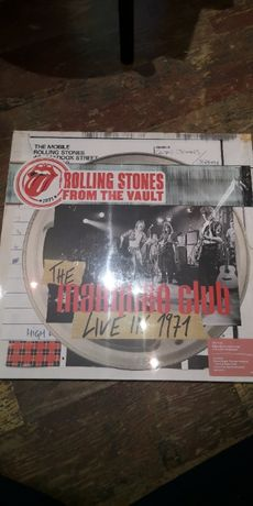 Rolling Stones The marquee club live in 1971