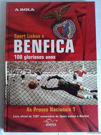 7 Volumes do Centenário do S.L.Benfica
