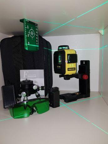 МЕГАКОМПЛЕКТ!•SHARP-50m•Лазерный 3D нивелир Firecore F93T GX+кронштейн