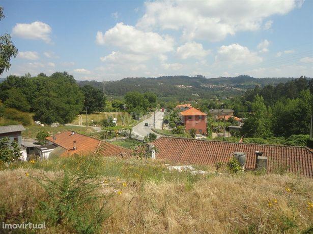 Terreno de construção em Arões São Romão - oportunidade de negócio
