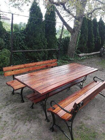 Meble ogrodowe,  Ławka 180cm długosci