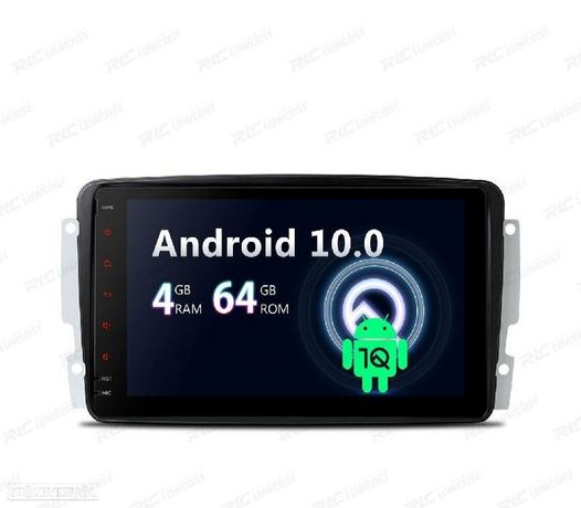 AUTO RADIO GPS ANDROID 10 MERCEDES VITO / VIANO / C / A / CLK / G