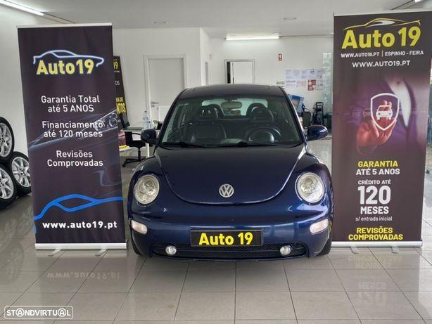 VW New Beetle 1.6 EC