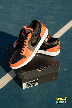 """Air Jordan 1 Low """"Turf Orange"""" - 42"""