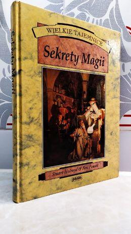 Sekrety Magii - Stuart Holroyd Neil Powell