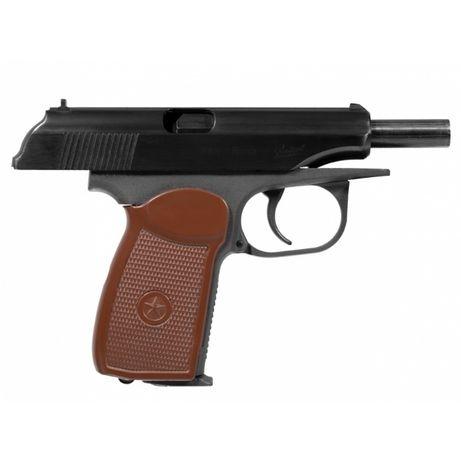 Pistolet wiatrówka Baikał MP-654K-20 Makarov 4,5 mm BB CO2 + zestaw+