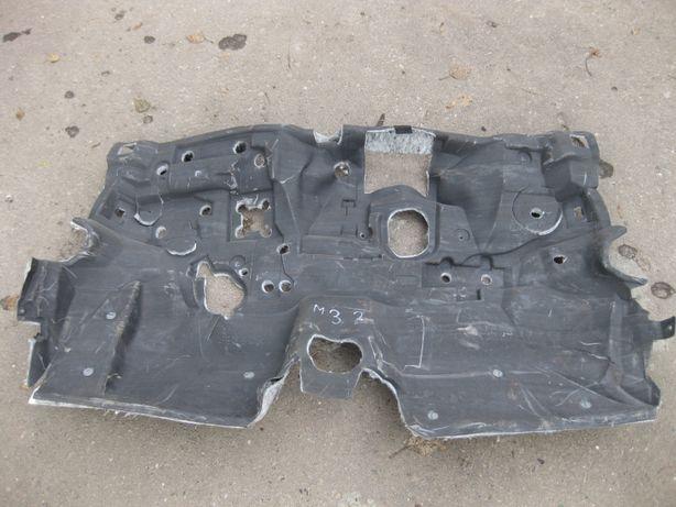 Обесшумка салона шумоизоляция шумка шумоізоляція Мазда Mazda 3 6