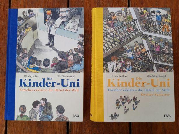 NOWY komplet niemieckich książek