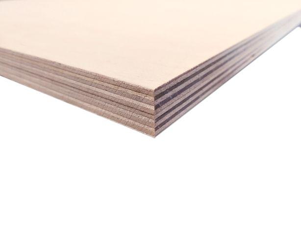 Sklejka 3-21 mm, płyta meblowa, OSB, HDF, MDF. Do lasera, CNC