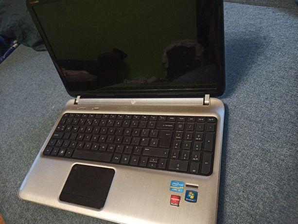 Laptop HP dv6 i3 SSD 6gb win7