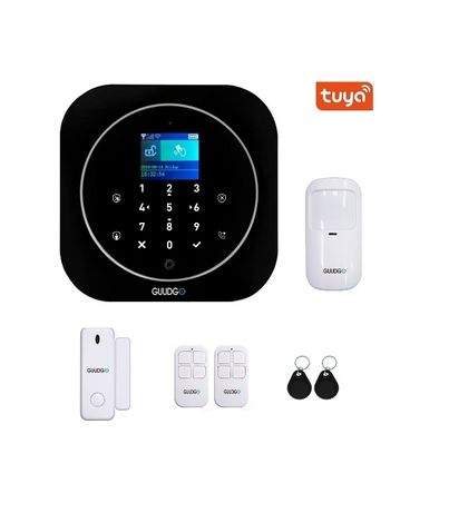 Kit de Alarme TUYA sem fios WIFI GSM 3G c/app Android IOS [NOVO]