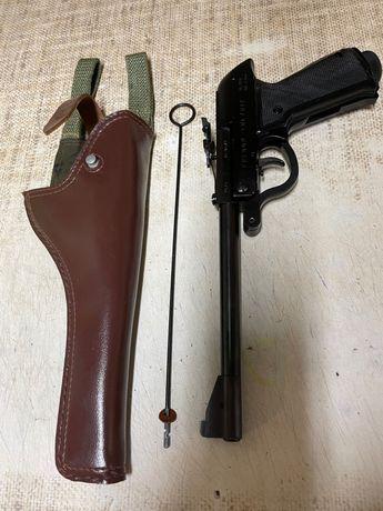 Wiatrówka pistolet Predom Łucznik Wz 1970