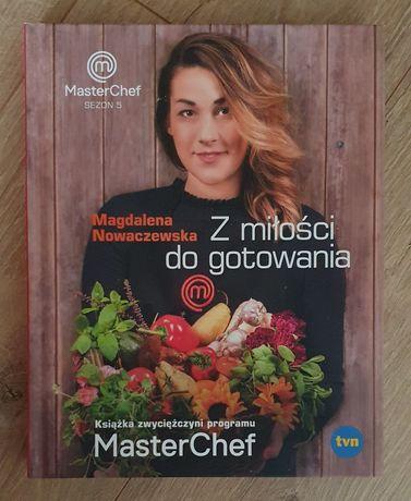 Książka kucharska, Masterchef, Z miłości do gotowania