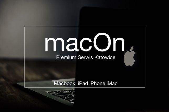 Naprawa MacBook Air Pro iMac Mac Serwis Apple MacOn