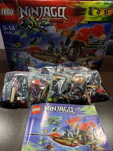lego ninjago 70738 Ostatni Lot Perły Przeznaczenia