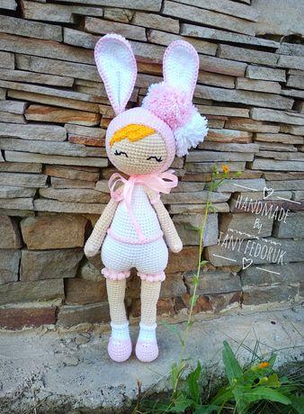 Игрушки Кукла в образе Зайца и  Белки