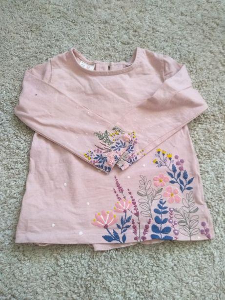 Bluzka,bluzeczka Zara r.98