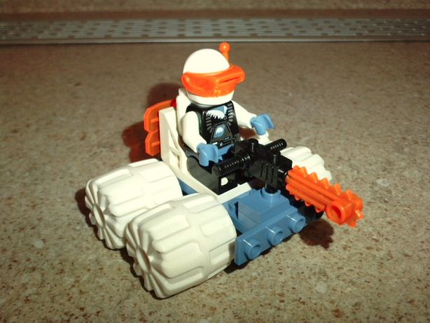 Lego System Ice Tunnelator 6814