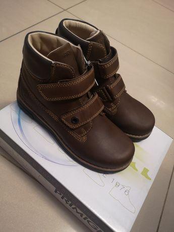 Кожаные деми ботинки Primigi 34 Оригинал