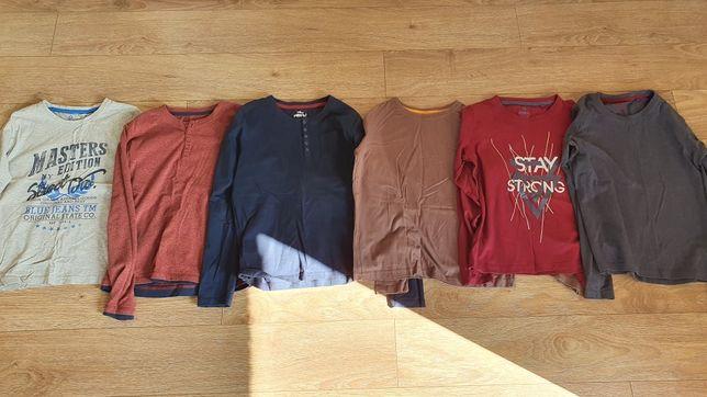 Koszulki długi rękaw, longsleeve 146/152