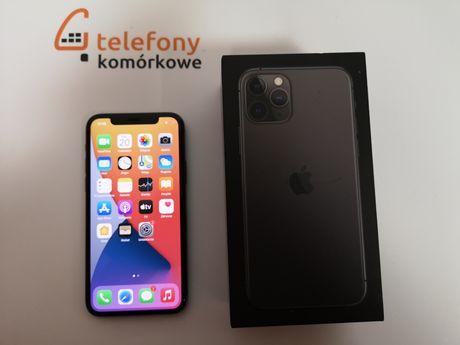 IPhone 11 pro 64gb Space Gray idealny gwarancja telefon komórkowy